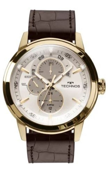 Relógio Technos Grandtech Masculino 6p57ac/2c