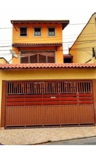 Sobrado Residencial À Venda, Vila Prudente, São Paulo. - So5943