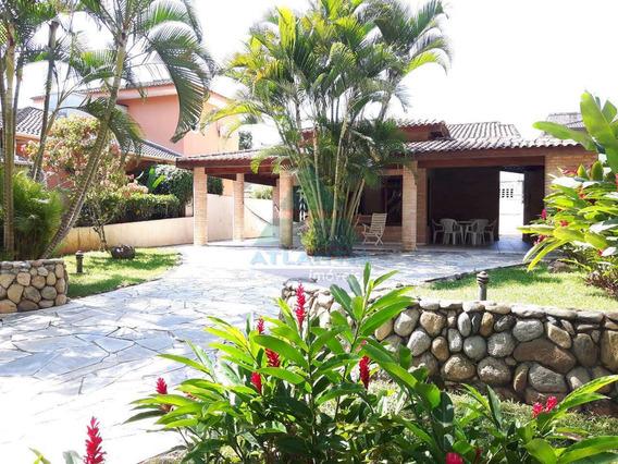 Casa Com 3 Dorms, Condomínio Lagoinha, Ubatuba - R$ 1.2 Mi, Cod: 1146 - V1146