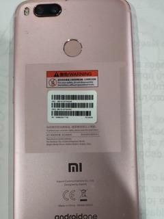 Xiaomi Mi A1, 64 Gb + 4 Gb, Desbloqueado Rosa