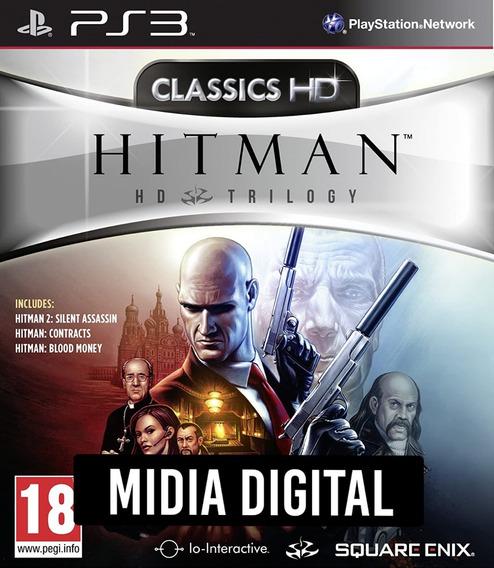 Hitman Trilogy Hd - Ps3