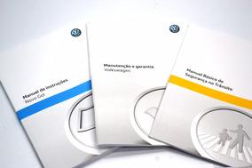Manual Do Proprietário Novo Gol Original Vw - 5u3012766rl
