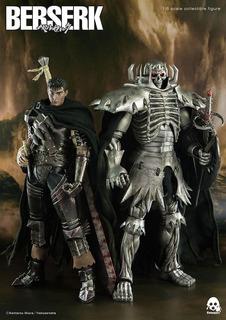 Gutts + Skull Knight - Threezero - Action Figure 1/6