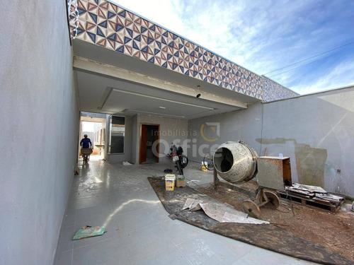 Casa À Venda, 105 M² Por R$ 230.000,00 - Setor Santa Clara - Anápolis/go - Ca0691