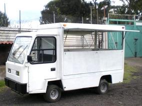 Food Truck Vanette Taylor Dunn Electrico.circular Diario