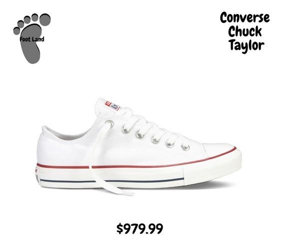 Converse Choclo Blanco
