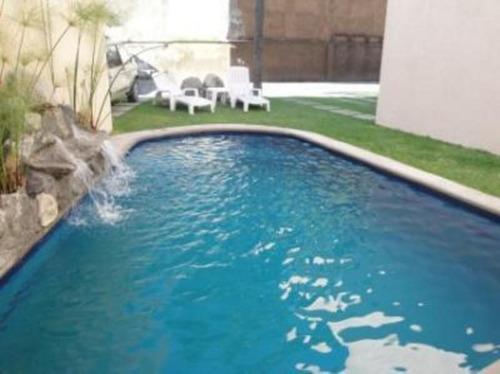 Imagen 1 de 13 de Casa En Condominio En Colonia Club De Golf / Cuernavaca - Cbr-30-cd