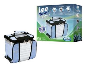 Bolsa Térmica Sacola Ice Cooler Praia 7,5 Litros - Mor