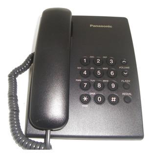 Telefono Panasonic Alambrico Ejecutivo Kx-ts500me