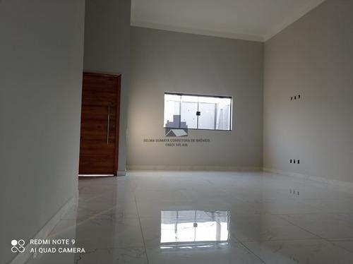 Imagem 1 de 25 de Casa À Venda No Bairro Bosque Das Laranjeiras - Bady Bassitt/sp - 2021263