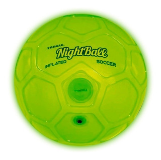 Pelota Luminosa N°5 Tangle Night Ball Shine Nightball Promo