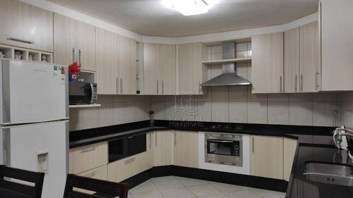 Sobrado À Venda, 125 M² Por R$ 480.000,00 - Altos De Vila Prudente - São Paulo/sp - So3571