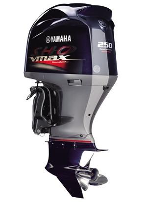 Imagem 1 de 1 de Motor De Popa Yamaha Vf 250 Hp 0km Vmax Injeçao 4 Tempos