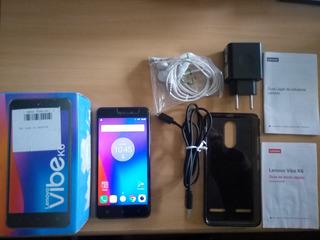 Smartphone Lenovo Vibe K6,octacore2.5, Nao Reconhece Simcard