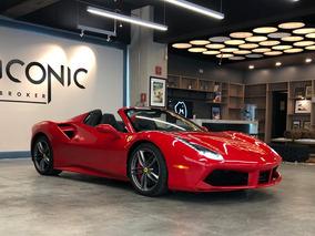 Ferrari 488 Gtb 4.0 Spider At