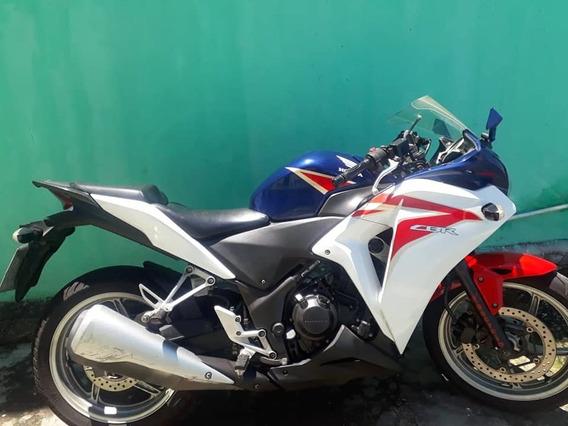 Moto Honda Cbr 250r