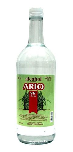 Imagen 1 de 1 de Alcohol De 96°  Ario (grado Alimenticio)