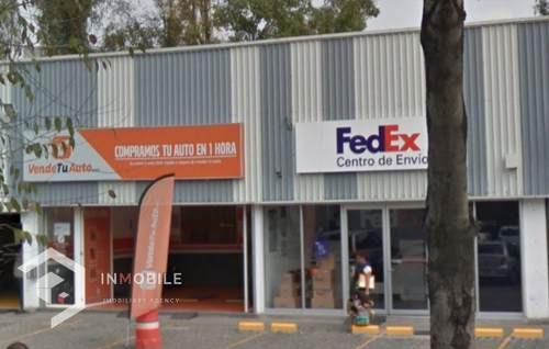 Renta Local Comercial En Azcapotzalco, Av. De Las Armas, Edo. De Mex.