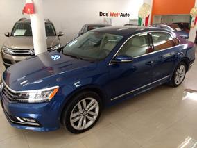 Volkswagen Passat 3.6 Cam Tr At V6 Azul Arresife 2016