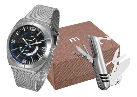 Relógio Mondaine Masculino 76399gomvne2