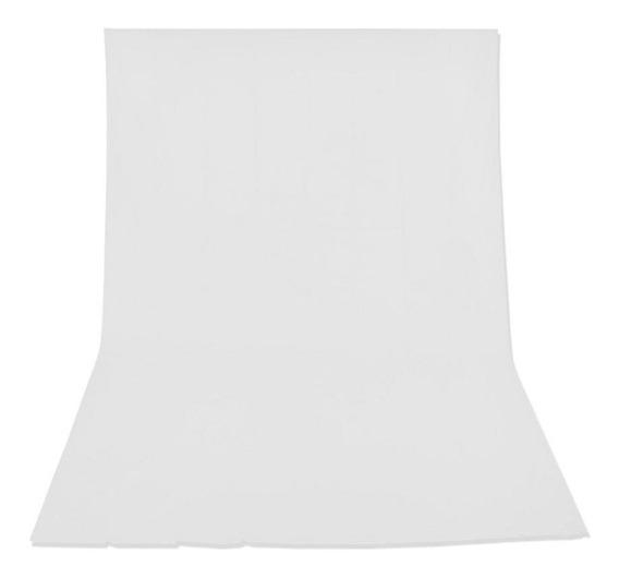 Fundo Infinito Branco Tecido Muslin 2,80 X 4,80mts Greika