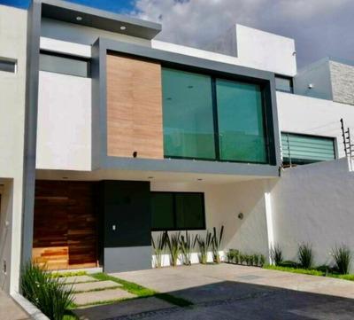 Casa Nueva En Coto En Solares Residencial, Zapopan
