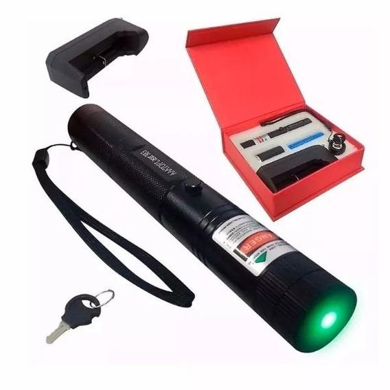Super Caneta Laser Pointer 98000mw 40km