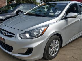 Hyundai Accent Hatchback Gris 2014