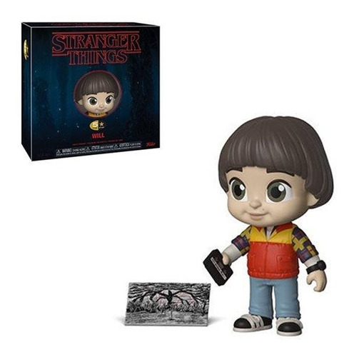 Funko Will. Stranger Things. Original. 5 Stars