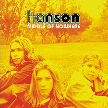 Hanson - Middle Of Nowhere - U