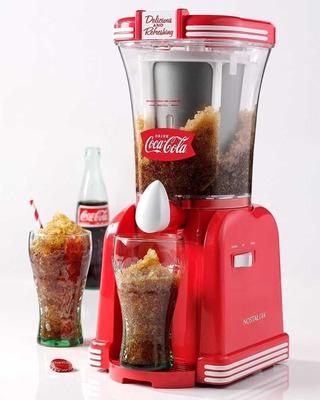 Maquina Granizadora Linea Coca Cola nostalgia