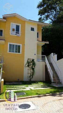 Imagem 1 de 10 de Sobrado 3 Dormitórios 1 Suíte, 2 Vagas, San Paolo, Cotia. - So0125