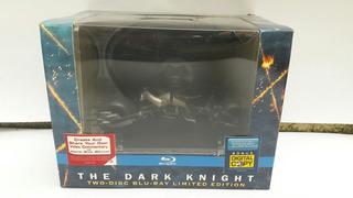 Batman The Dark Knight Blu-ray Con Batpod Ed. Limitada Dc