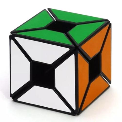 Cubo Magico Puzzle Lanlan Edge Only Void Original Coleccion