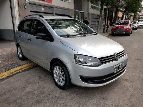 Volkswagen Suran 1.6 Trendline 11b 2014 Pocos Km Impecable