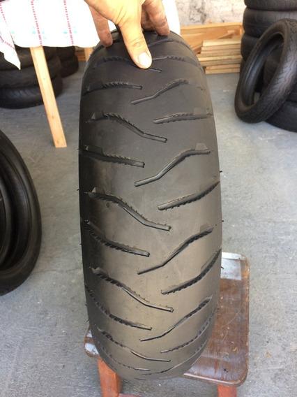 Pneu 170/60/17 Michelin Anakee 3 Usado Bom Gs1200