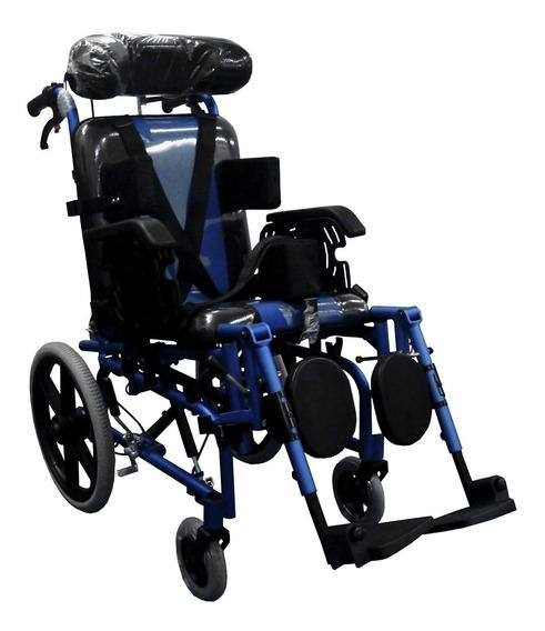 Silla De Ruedas Pci (paralisis Cerebral Infantil)