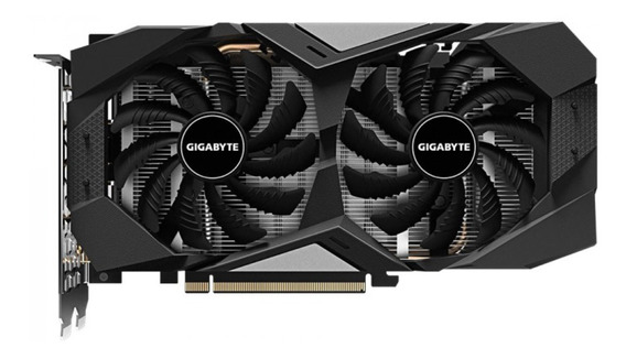 Placa de video Nvidia Gigabyte GeForce GTX 16 Series GTX 1660 SUPER GV-N166SOC-6GD OC Edition 6GB