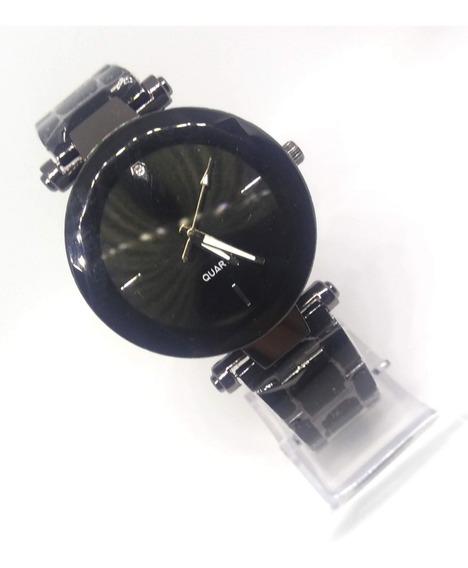 Relógio Feminino Social Luxo Diversas Cores + Caixa Barato