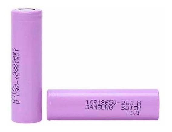 2x Bateria 18650 Samsung 30q 3000 Mah 20a Ideal P Vape.