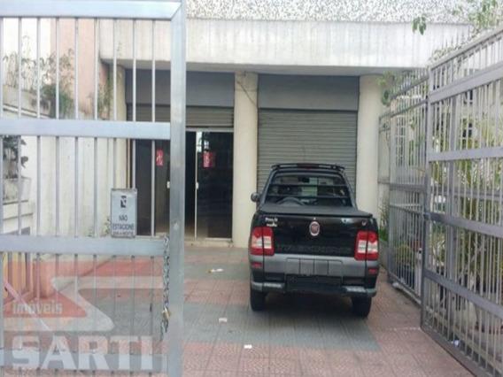 Comercial Para Locação No Bairro Santa Cecília Em São Paulo - Cod: St7911 - St7911