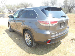 Toyota Highlander 3.5 Limited Blue Ray 2015