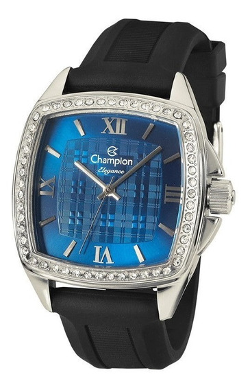 Relógio Feminino Barato Champion Analógico Social Cn27367a