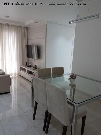 Apartamento Para Venda Em Suzano, Jd. Santa Helena - Centro, 3 Dormitórios, 1 Suíte, 2 Banheiros, 1 Vaga - 410