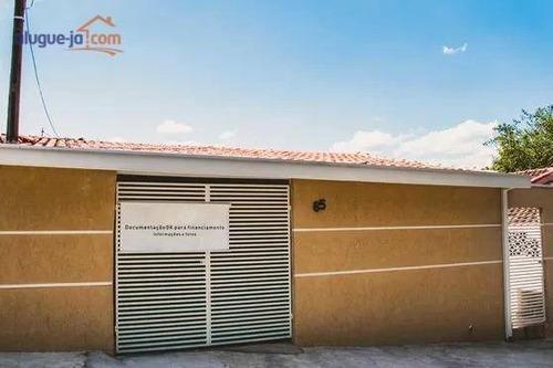 Casa À Venda, 174 M² Por R$ 479.000,00 - Jardim Da Granja - São José Dos Campos/sp - Ca3022