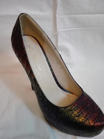 Oulet!!! Zapatos Stiletos Varias Marcas ...