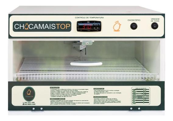 Chocadeira Automática 104 Ovos + Ovoscopio