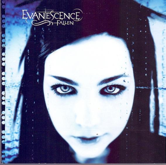 Cd Evanescence Fallen - Novo***