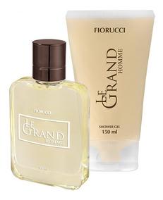 Fiorucci Le Grand Homme Kit - Deo Colônia + Gel De Banho Kit