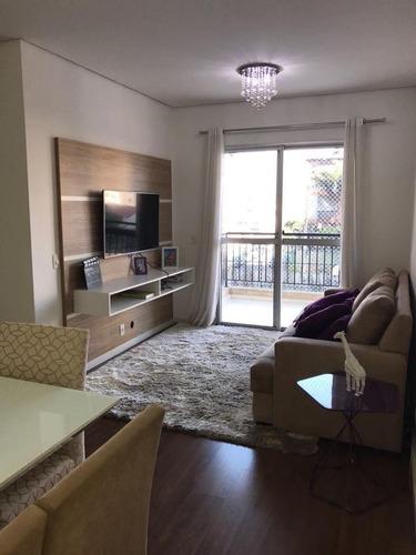 Imagem 1 de 30 de Apartamento Residencial À Venda, Jardim Imperador, Guarulhos - . - Ap0114